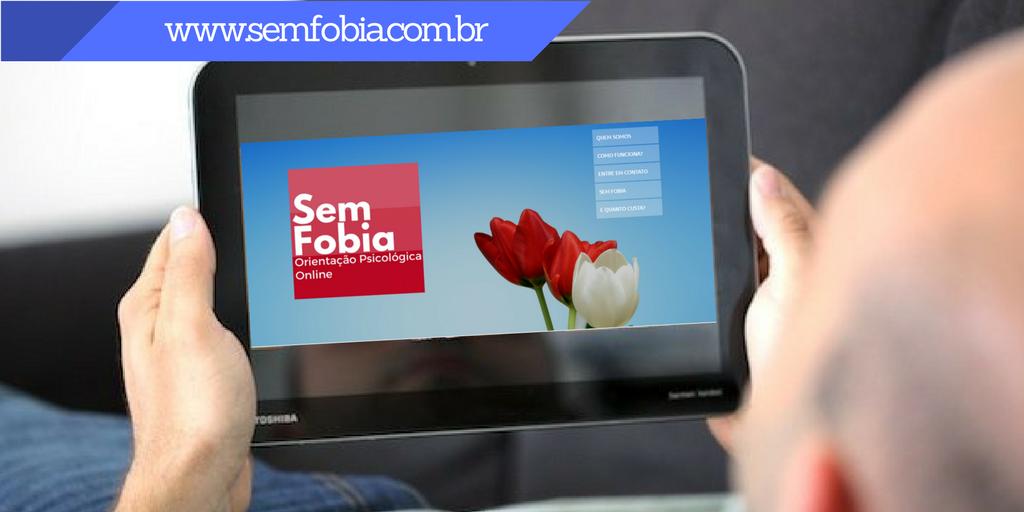 Sem Fobia, Orientação Psicológica Online